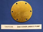 END COVER JABSCO PUMP