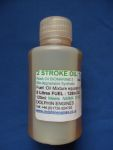 Biomarine 3. Biodegradable Synthetic 2 Stroke Marine Oil. 125ml.